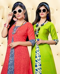 9356cec407 Best Ladies Wholesale Kurtis and catalog from manufacturers